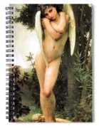 Cupidon  Spiral Notebook