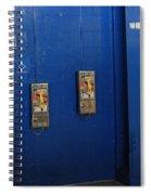 Curios Spiral Notebook