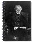 David Brewster (1781-1868) Spiral Notebook