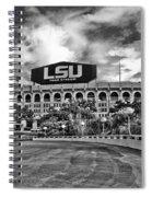 Death Valley - Hdr Bw Spiral Notebook