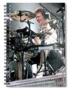 Def Leppard Spiral Notebook