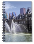 Den Haag Spiral Notebook