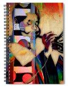 Dizzy Gillespie Collection Spiral Notebook