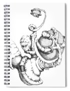 Dolor Spiral Notebook