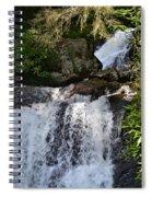 Dukes Creek Falls Spiral Notebook