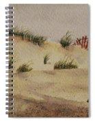 Dunes Spiral Notebook