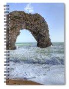Durdle Door Spiral Notebook