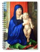 Durer's Madonna And Child Spiral Notebook