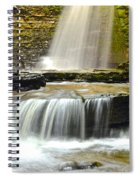 Eagle Cliff Falls Spiral Notebook