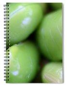 Edamames Spiral Notebook