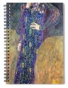 Emilie Floege Spiral Notebook