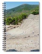 Epidaurus, Argolis, Peloponnese Spiral Notebook