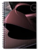 Equation Spiral Notebook
