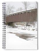 Everett Covered Bridge  Spiral Notebook