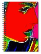 Facets Of Beauty Spiral Notebook