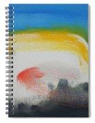 Fairground Ride Spiral Notebook