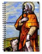 Faithful Companion Spiral Notebook