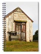 Falkland Island Farm Spiral Notebook