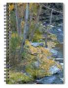 Fall River Spiral Notebook