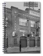 Fenway Park - Best Of Boston Spiral Notebook