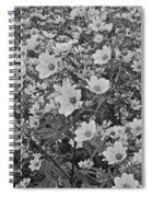 Field Of Flowers Spiral Notebook