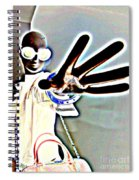 Fierce Spiral Notebook