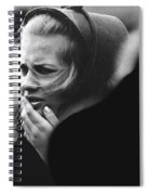Film Noir Pat O'brien Crack-up 1946 Extra Funeral Young Billy Young Old Tucson Arizona 1968 Spiral Notebook