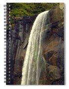 Final Drop Spiral Notebook