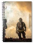 Firefighters Spiral Notebook