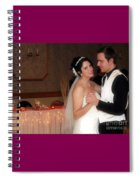First Dance Spiral Notebook