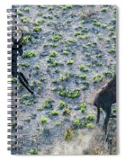 Fish River Protected Area, Australia Spiral Notebook
