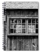 Flint Hill Pottery Spiral Notebook