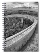 Florida Everglades Spiral Notebook