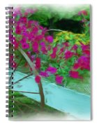 Flower Pot 2 Spiral Notebook