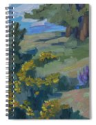 Flowering Meadow Spiral Notebook