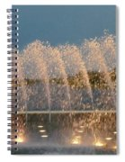 Fountain 1 Spiral Notebook
