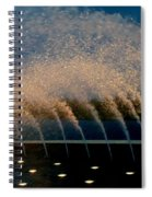 Fountain 2 Spiral Notebook