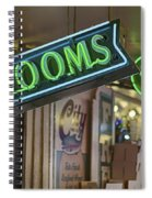 Fresh Restrooms Spiral Notebook