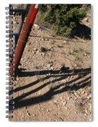 Gate Spiral Notebook