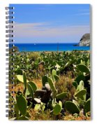 Genoveses Beach Spiral Notebook