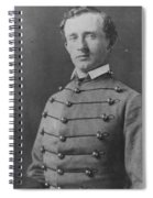 George Armstrong Custer Spiral Notebook