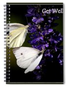Get Well Soon Spiral Notebook