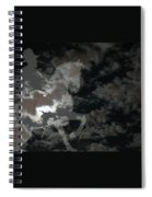 Ghost Rider Spiral Notebook