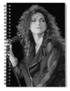 Gloria Estefan And The Miami Sound Machine Spiral Notebook