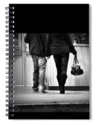 Goin' To The Movies Spiral Notebook