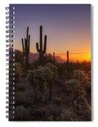 Good Morning Arizona  Spiral Notebook