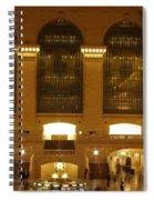 Grand Central Station Spiral Notebook