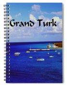 Grand Turk Spiral Notebook