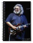 Grateful Dead - Jerry Garcia Spiral Notebook