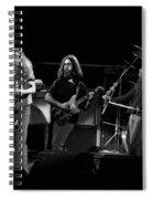 Grateful Skynyrd  Spiral Notebook